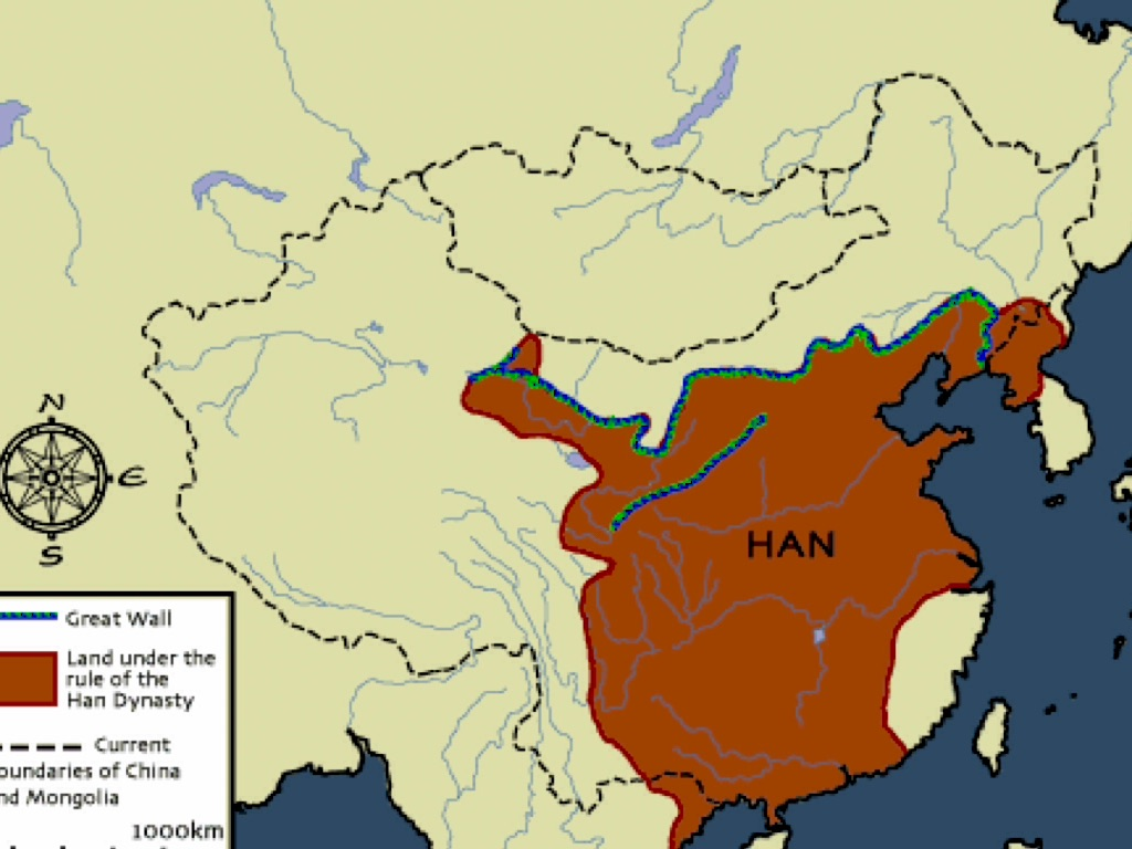 an overview of the han empire and the golden age in chinese history Han china is remembered as a golden age in the nation's history, when chinese culture and society flourished, embracing confucianism, expanding the borders of the empire, and yes, building walls.