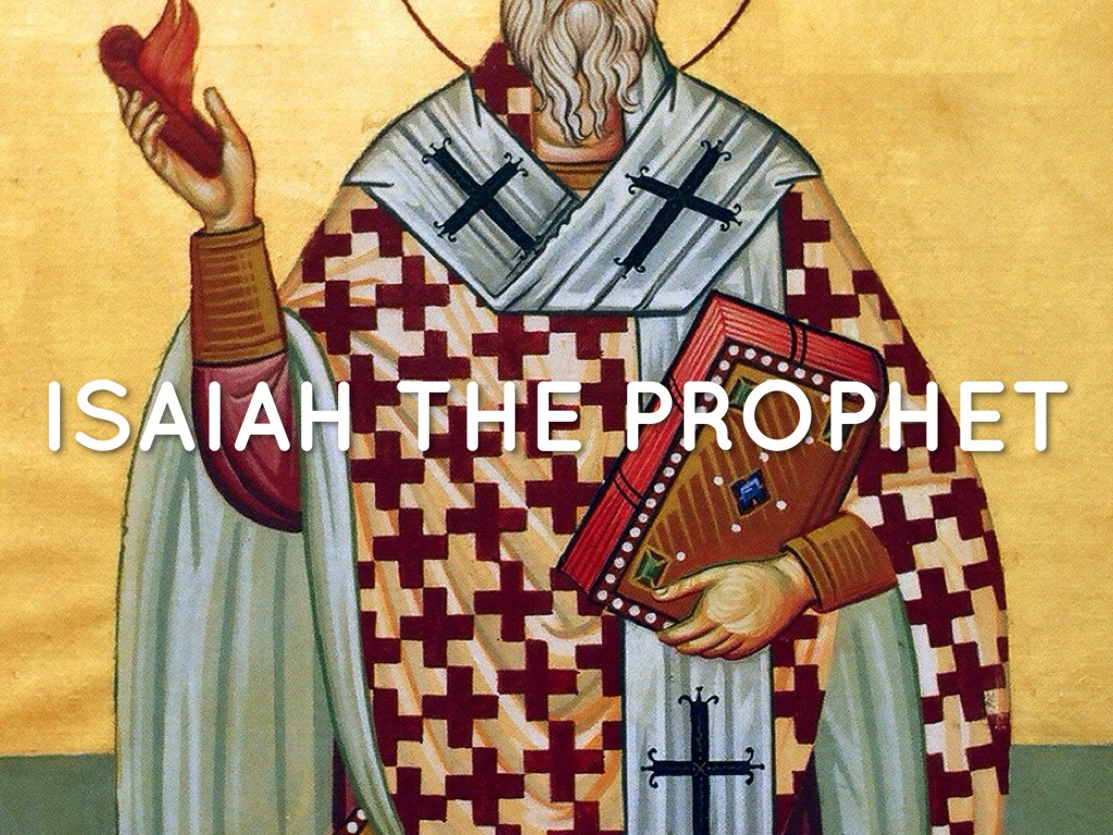 """prophet isaiah As mazar notes, """"the names of king hezekiah and the prophet isaiah are  mentioned in one breath 14 of the 29 times the name of isaiah is."""