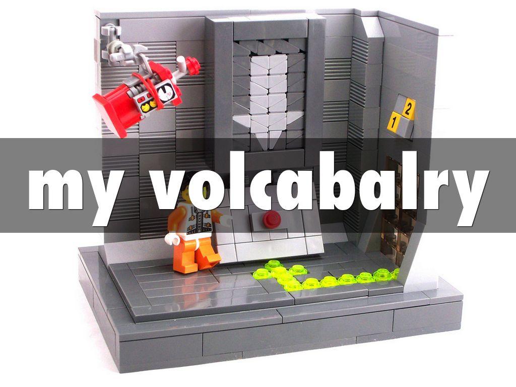 VOLCABULARY