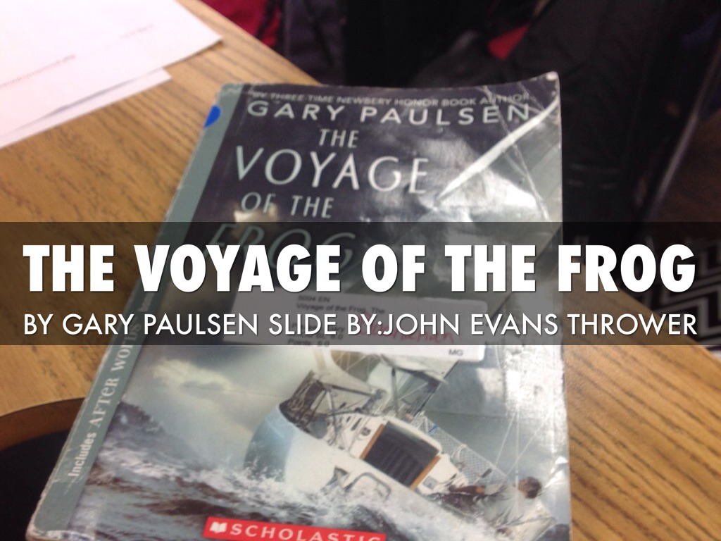 The Voyage Of The Frog by thro5092
