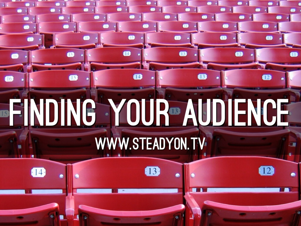 finding your audience on - photo #26