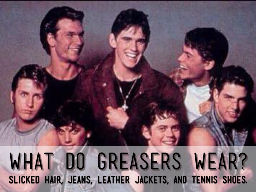 Dating site for greasers