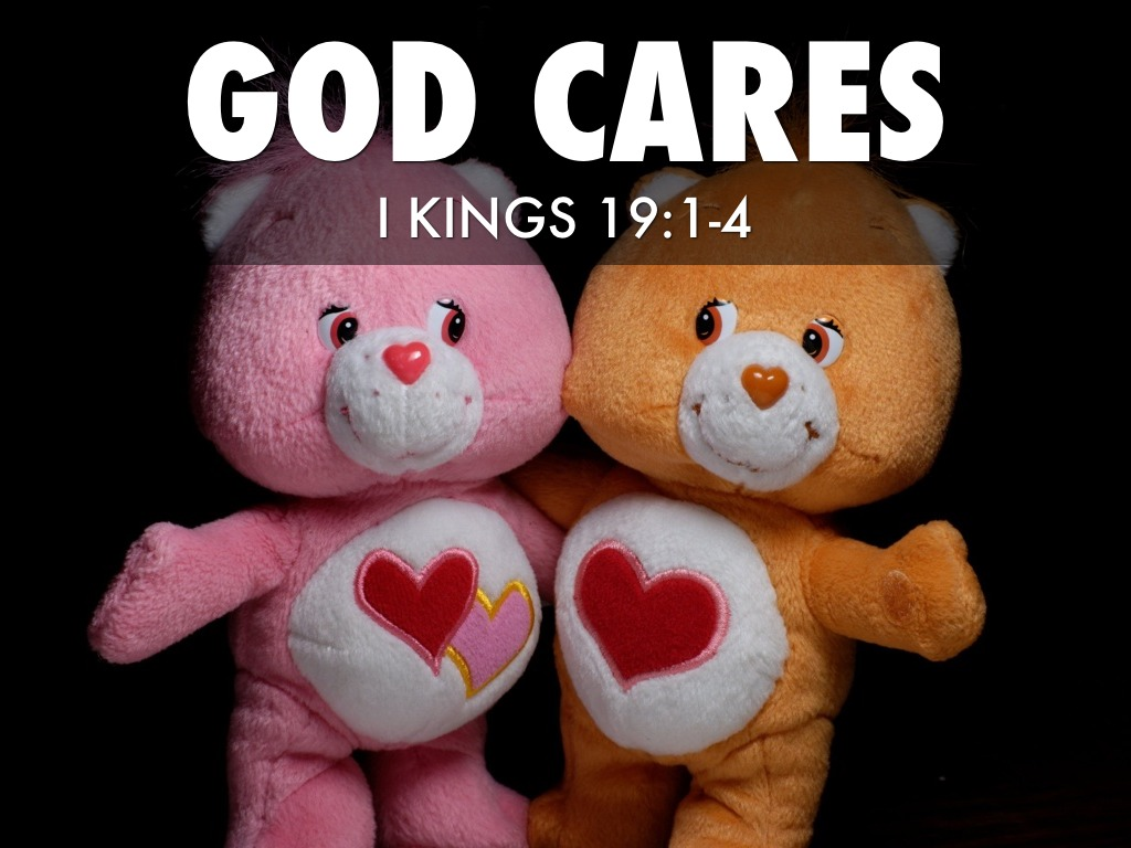 God Takes Care Of Me