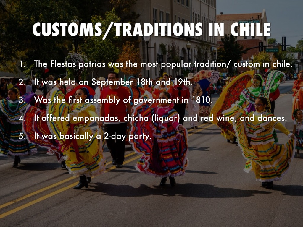 chilean culture and customs - photo #24