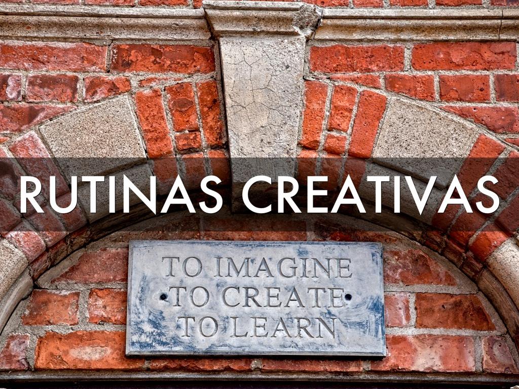 Rutinas Creativas