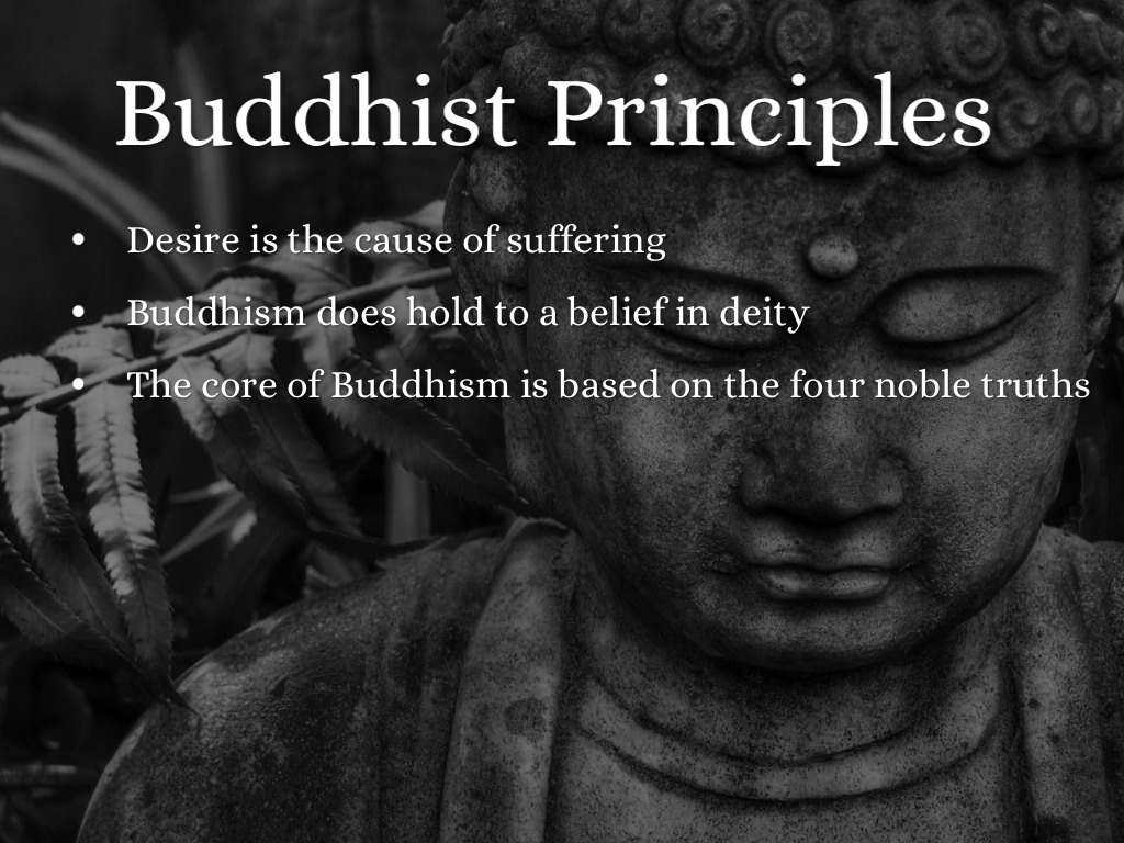 an analysis of the buddhist concept of suffering and the four noble truths The teachings on the four noble truths are among  suffering is a big word in buddhist  the buddha explained that we can use the four yardsticks to.