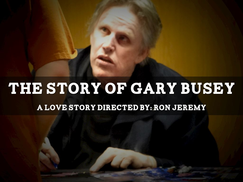 The story of Gary Busey
