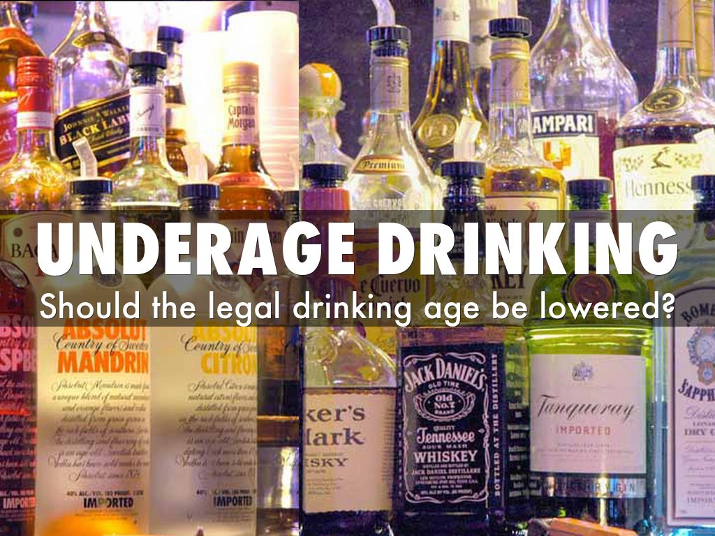 legal age to drink should Free legal drinking age papers, essays, and research papers minimum legal drinking age should remain at the age of 21 - without a doubt.