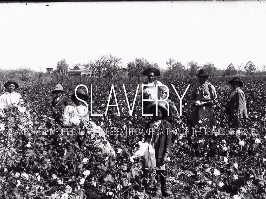 a reflection on the history of slavery and racism in america and the future of the african americans