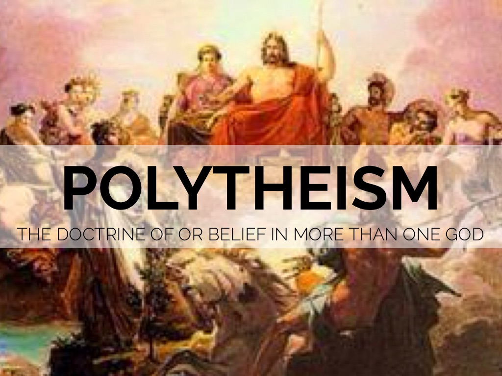 polytheism to monotheism essay Monotheism and polytheism are two very different belief systems monotheism essay prep christianity, judaism, and islam are three religions that share similar characteristics this essay will emphasize the same characteristics, but also how each characteristic is different in these religions as.