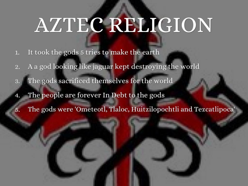 Aztecs By Zoe Richard