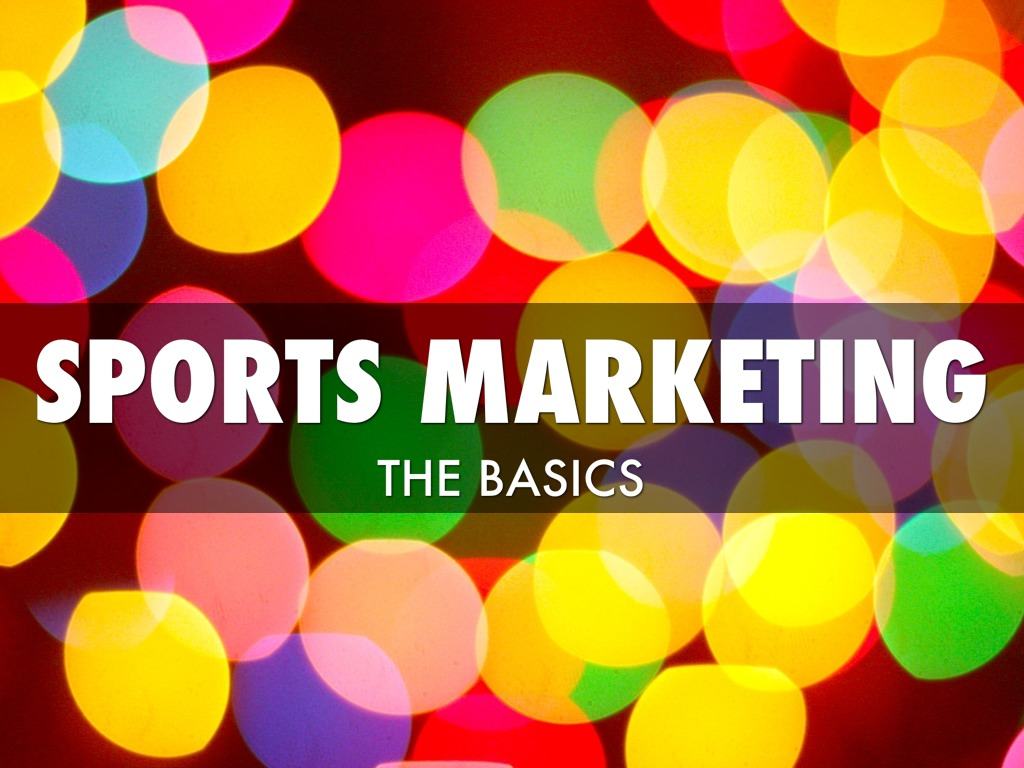 sports marketing the basics Key words - marketing january 20, 2011 by hong w (north vancouver canada) rate this list: activities for this list: practice answer a few questions on each word on this list get one wrong we'll ask some follow-up questions.