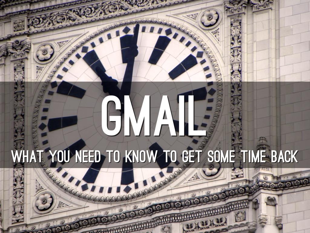 Google Gmail, Search & Drive