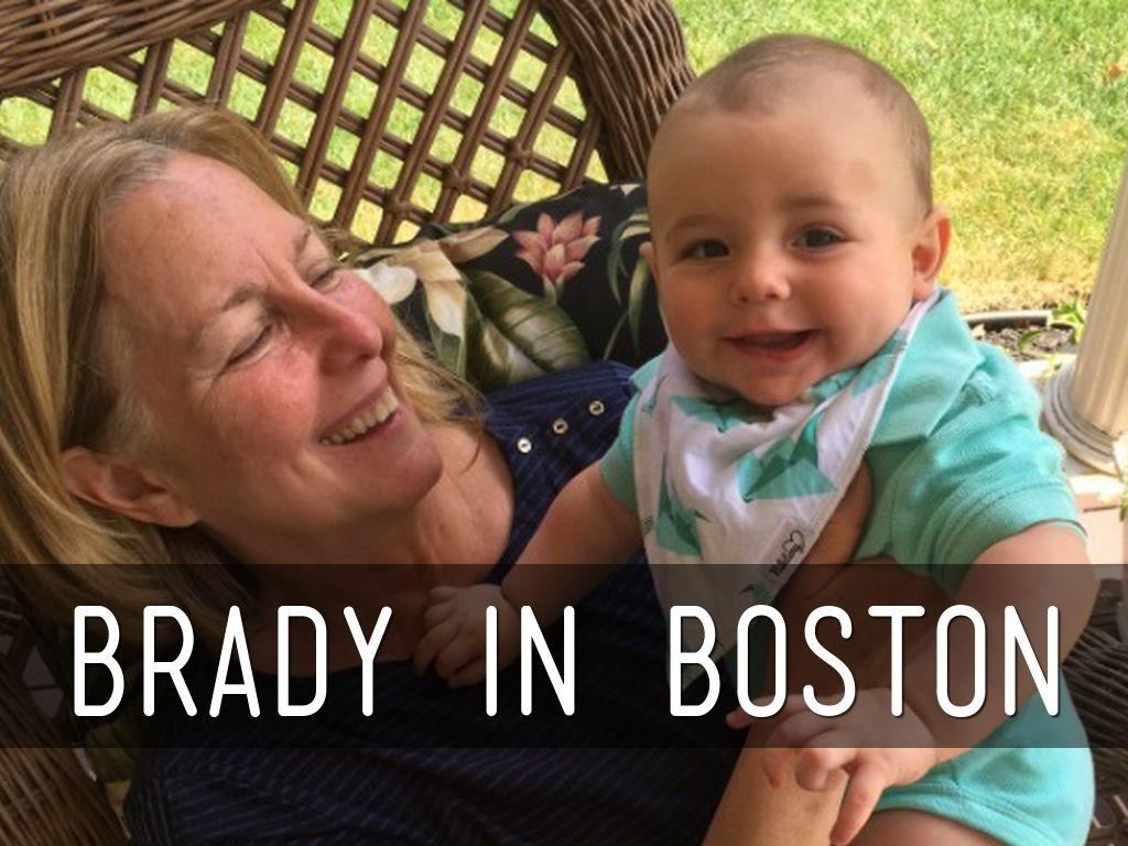 Brady Does Boston 2016