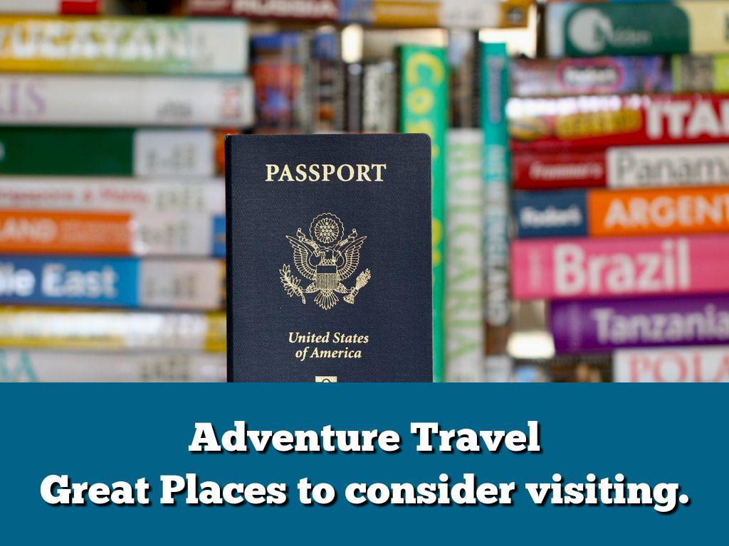 Adventure Travel Ideas