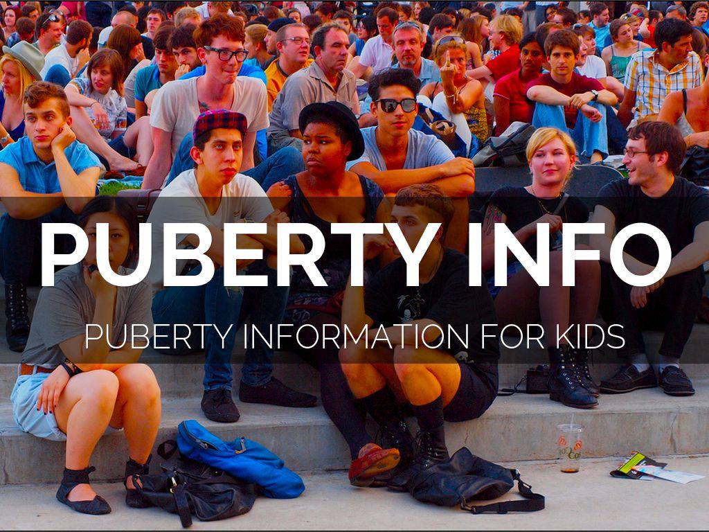 Puberty Info