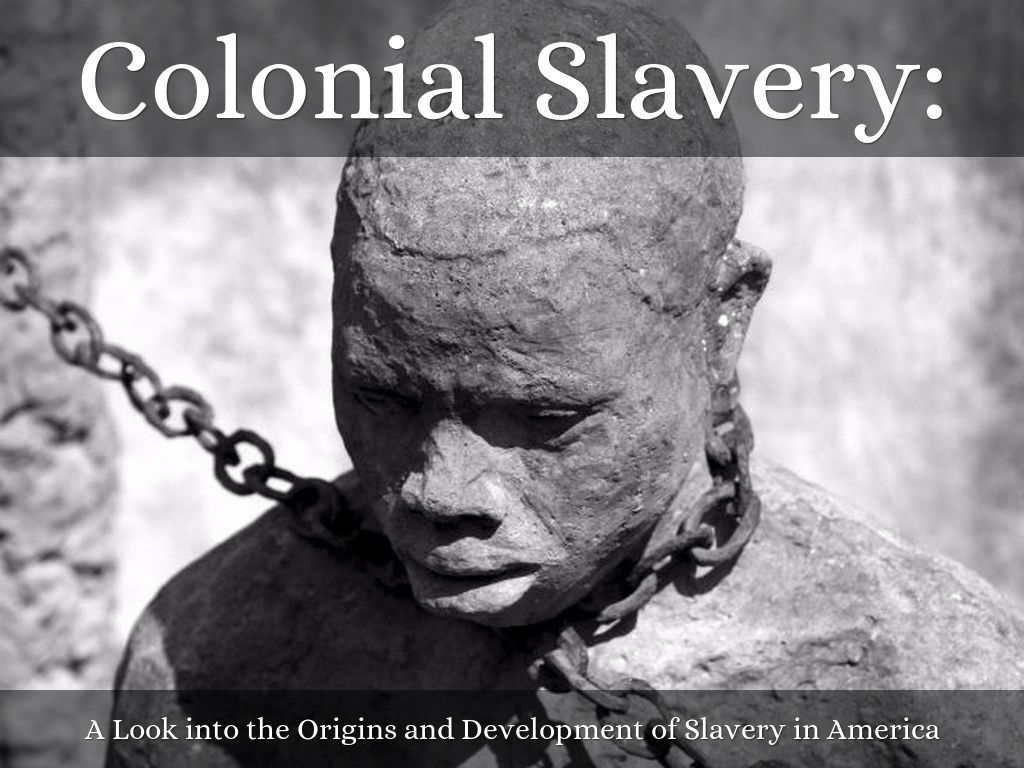 the evolution of slavery in colonial Most european colonial economies in the americas from the 16th through the   the haitian revolution abolished slavery there and led to the establishment of  the  united states marks 75th year of black history celebration civil rights  era.