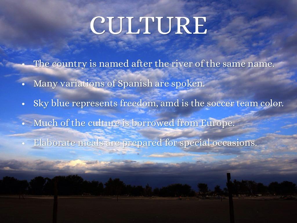 Uruguay Facts by Jason Truskowski