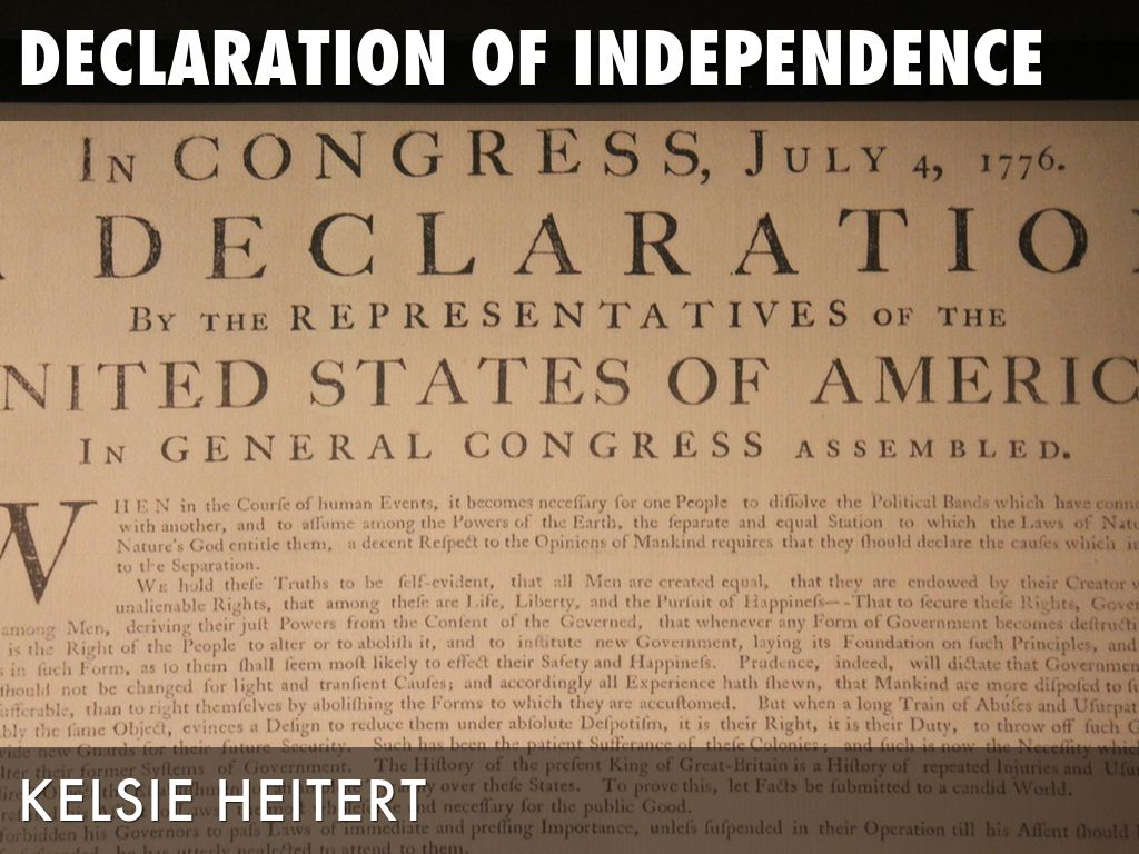 declaration of independences focus on abuse rather The gettysburg address is the correction to the unfulfilled statements in the declaration of independence of all men are created equal although the emancipation proclamation set the slaves free the gettysburg address like the declaration made the preliminary reference to the united states shall have a new birth of freedom.