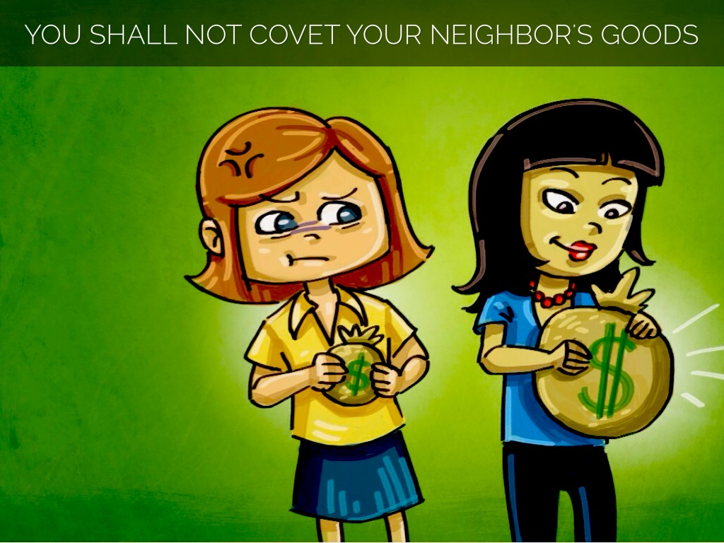 You Shall Not Covet Your Neighbor S Wife Meaning For Kids