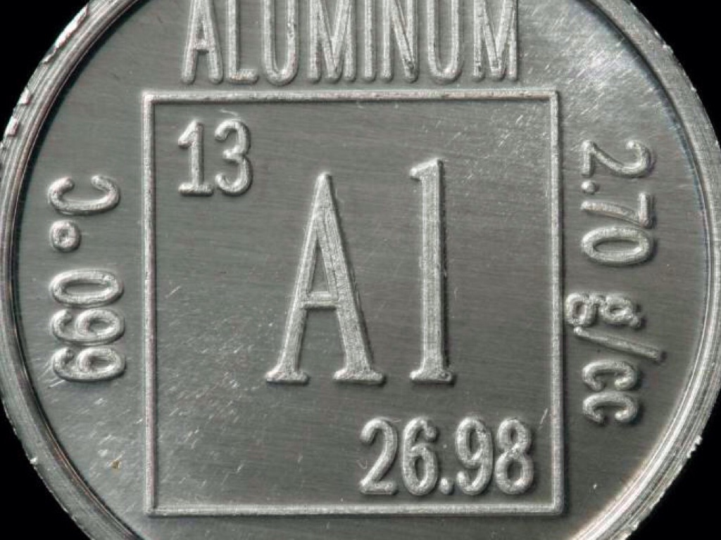 Aluminum By Elena Brooks