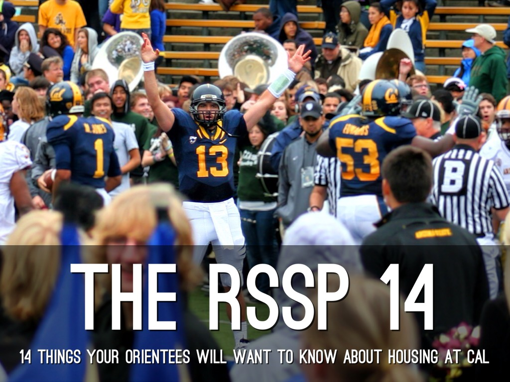 The RSSP 14