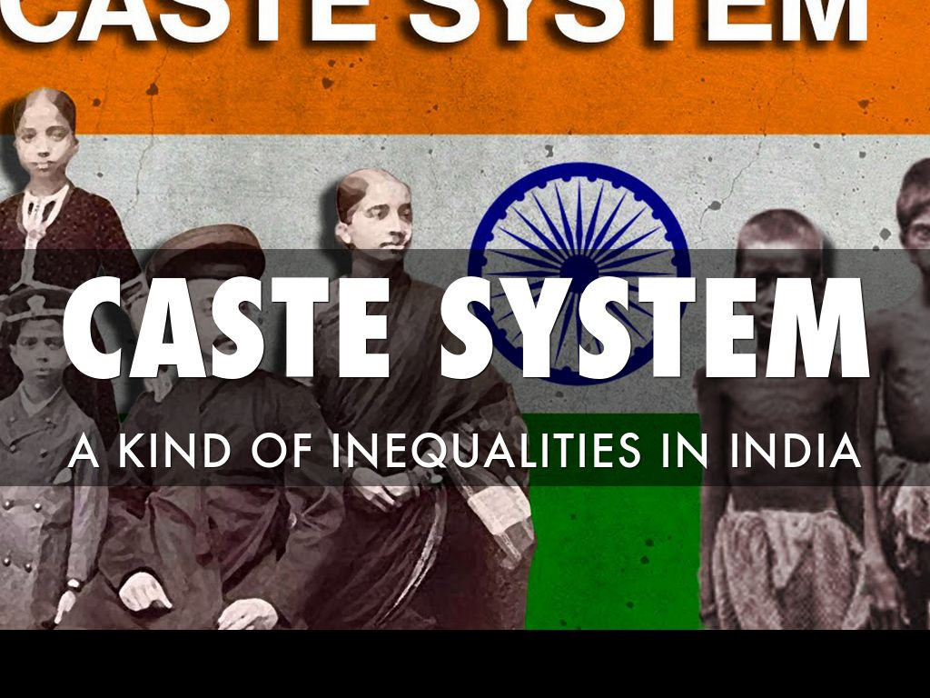 inequality of indian caste system