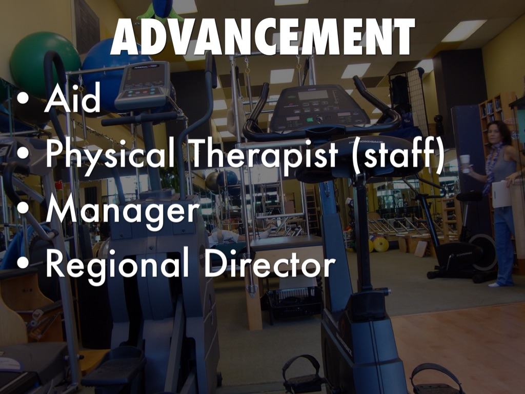 Advancement physical therapy - Salary And Benifits