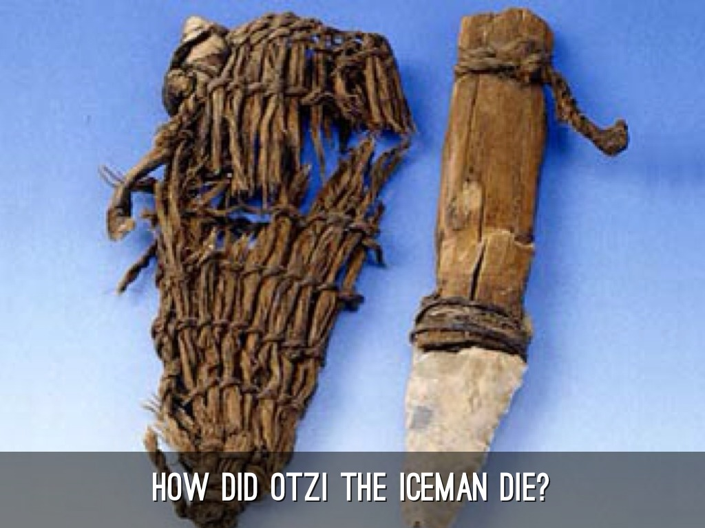 otzi history scene investigations by anthony paine