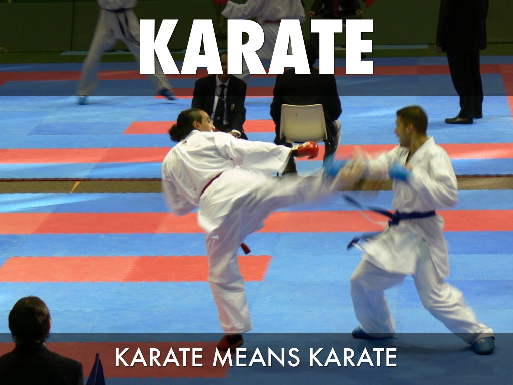 what karate means to me essay Tae kwon do has inspired me to become a better person and has given me the discipline and confidence to accomplish any of my goals the impact from my tae kwon do training has only been positive technorati tags: tae kwon do black belt essay karate martial arts tae kwon do philosophy tae kwon do essay.