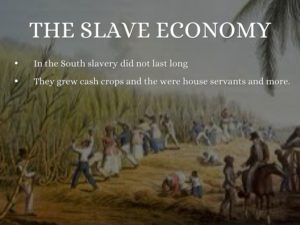 slavery in the south servitude and