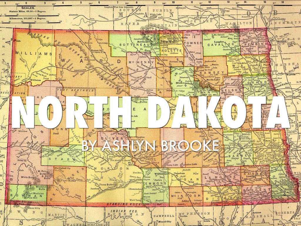 North Dakota by Ashlyn Melton