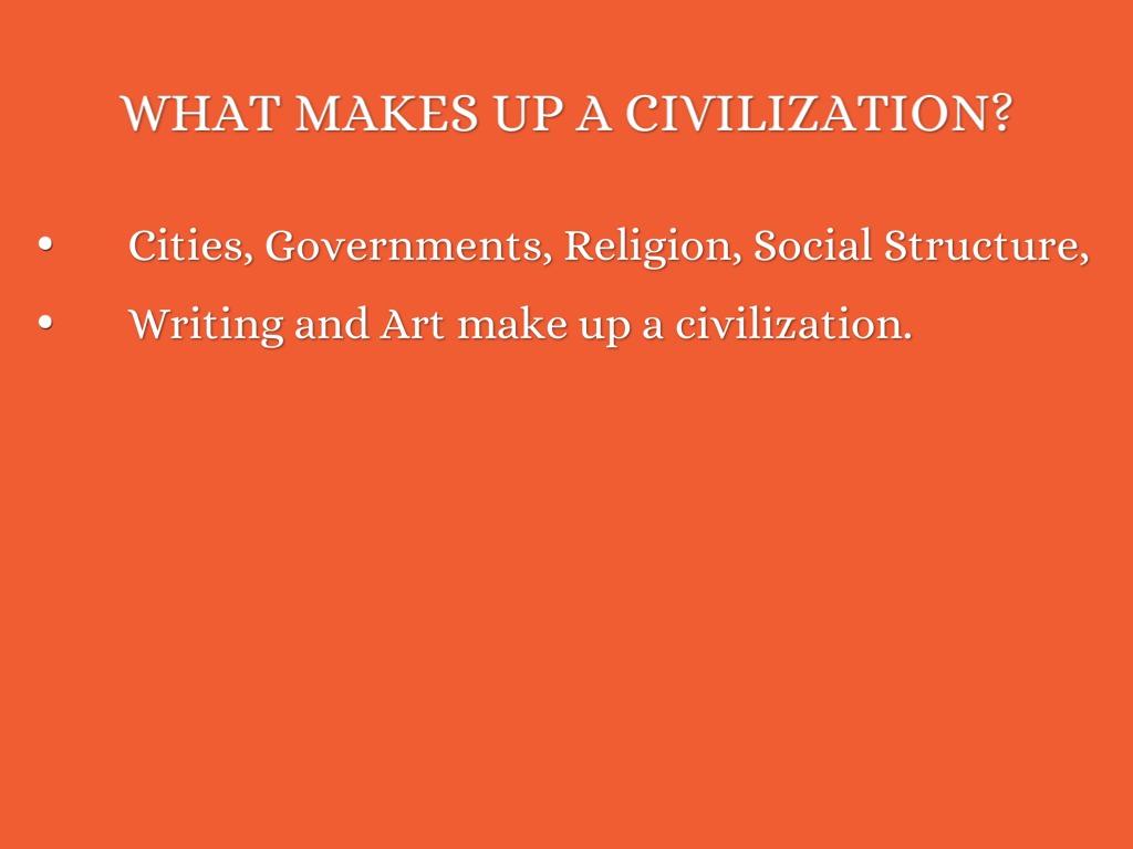 Ancient Civilizations by garrick.2