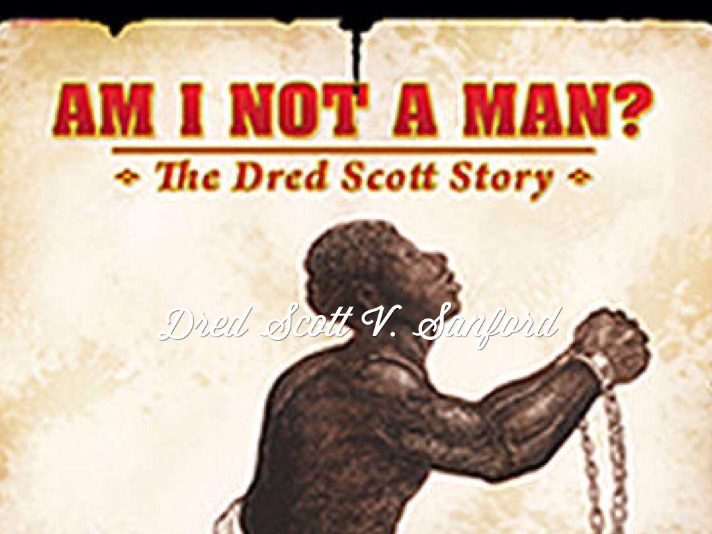 scott v. sanford essay Find a summary, definition and facts about the dred scott decision for kids   upholds the missouri supreme court's decision (scott v sanford.