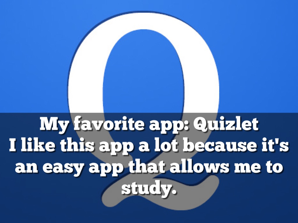 Top school Apps by Rachael Fuhrman