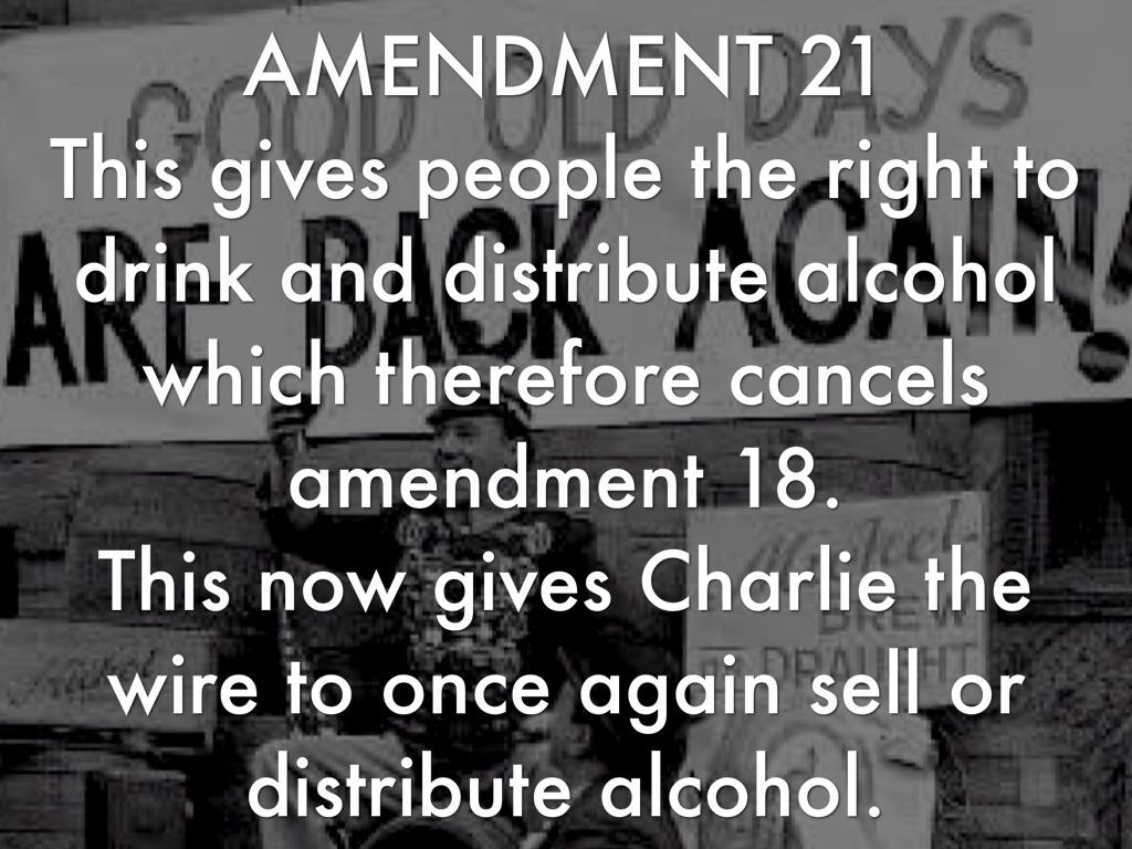 The Amendments (16-27) by Corey Wray