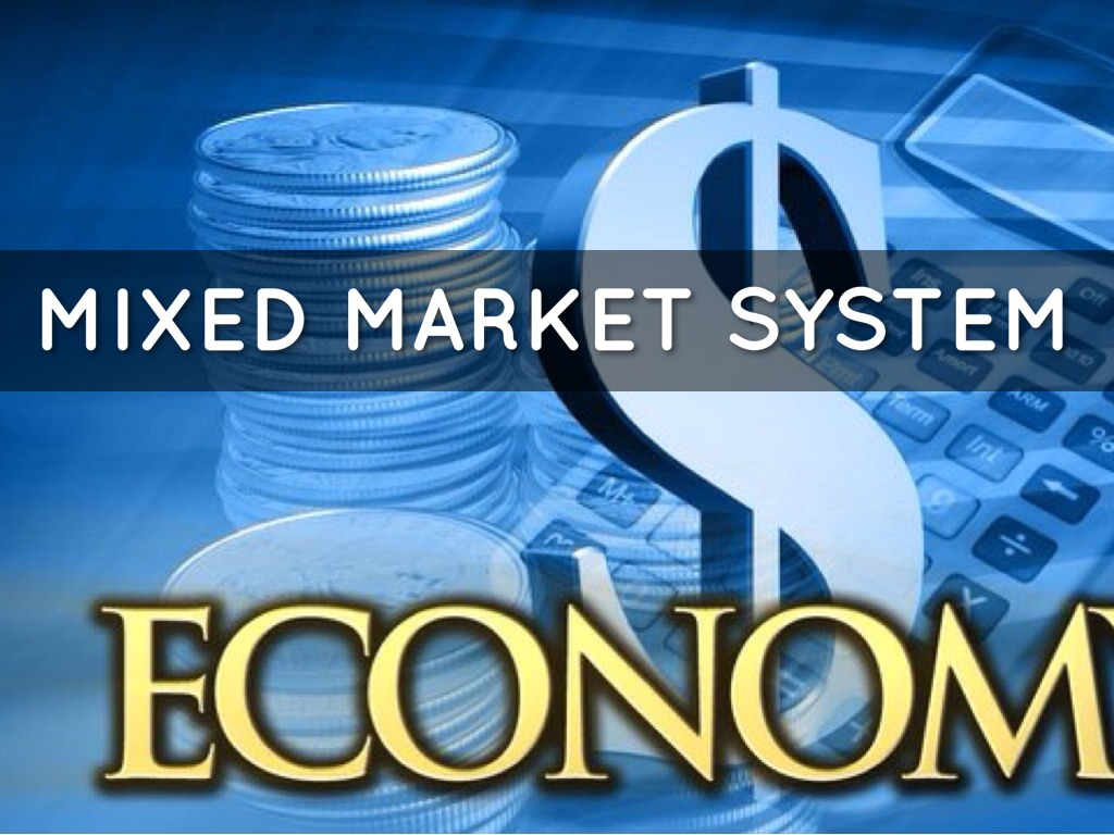 mixed market economy by jeff sharkk