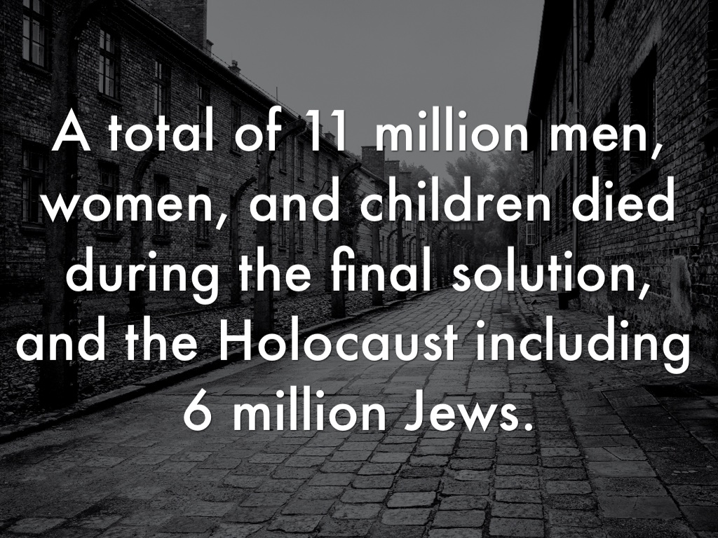 jewishness of the holocaust and the final solution We would like to show you a description here but the site won't allow us.