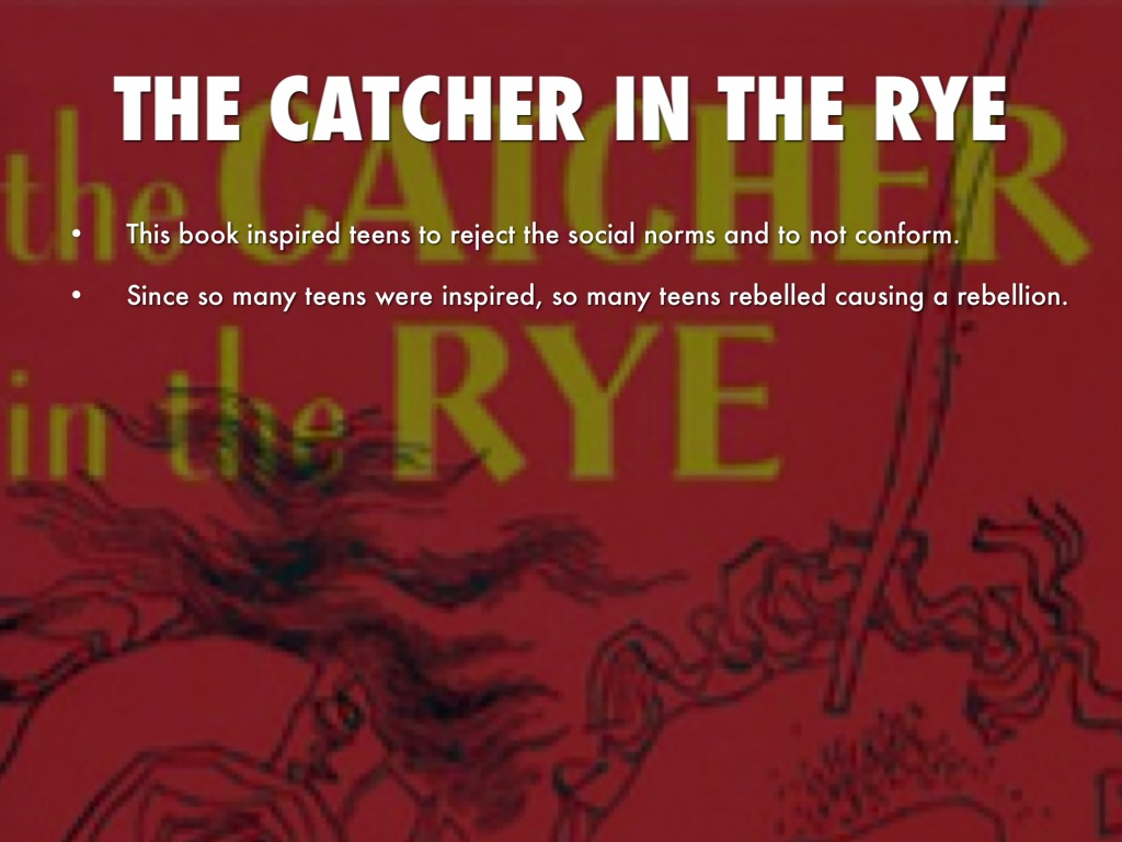 catcher in the rye final Test and improve your knowledge of the catcher in the rye study guide with fun multiple choice exams you can take online with studycom.