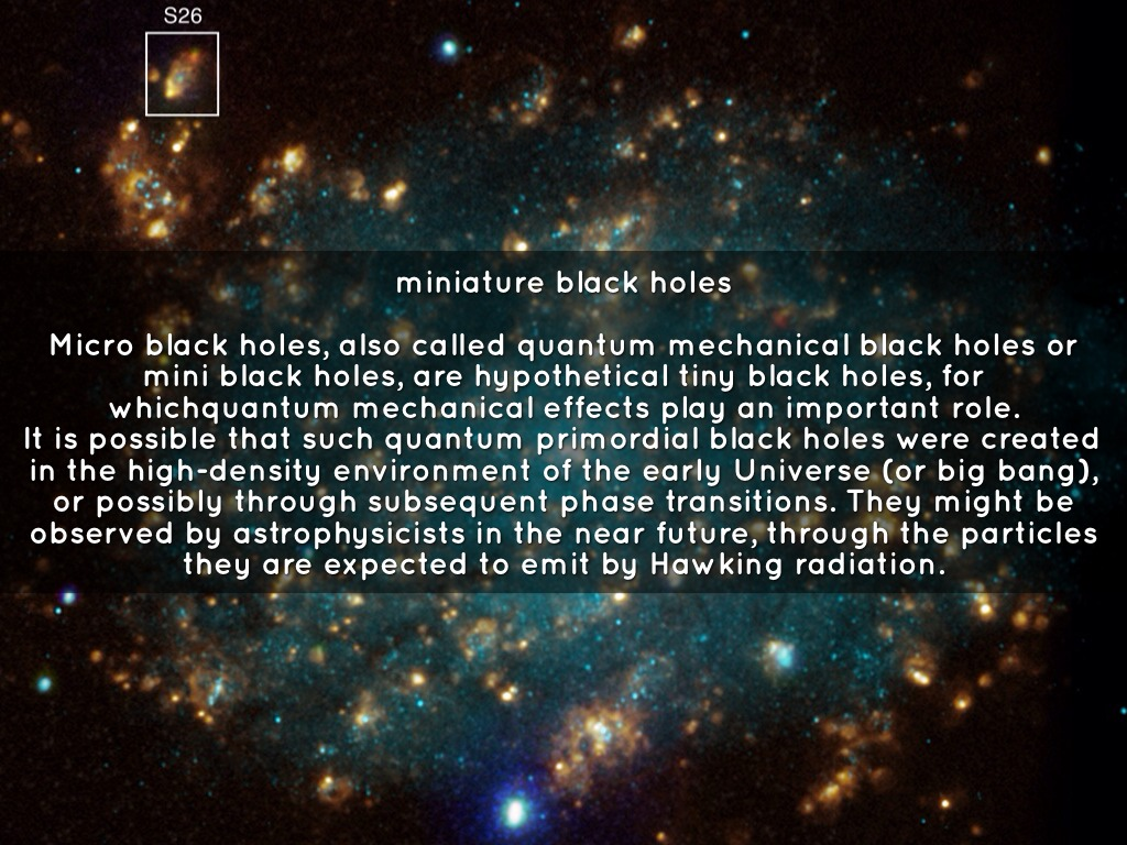 Black Holes Science Project By Cory Salazar