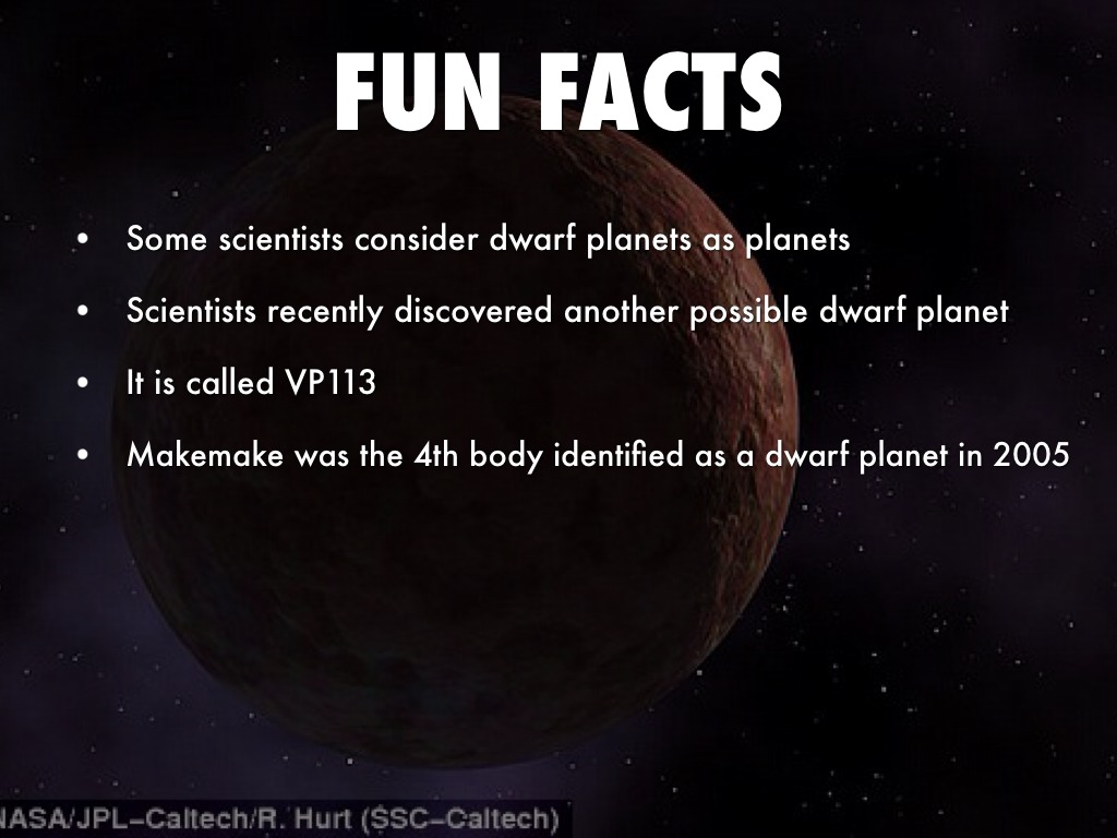 information about dwarf planets - photo #16