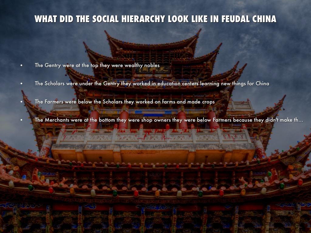 Feudal China by Joe Goldstein
