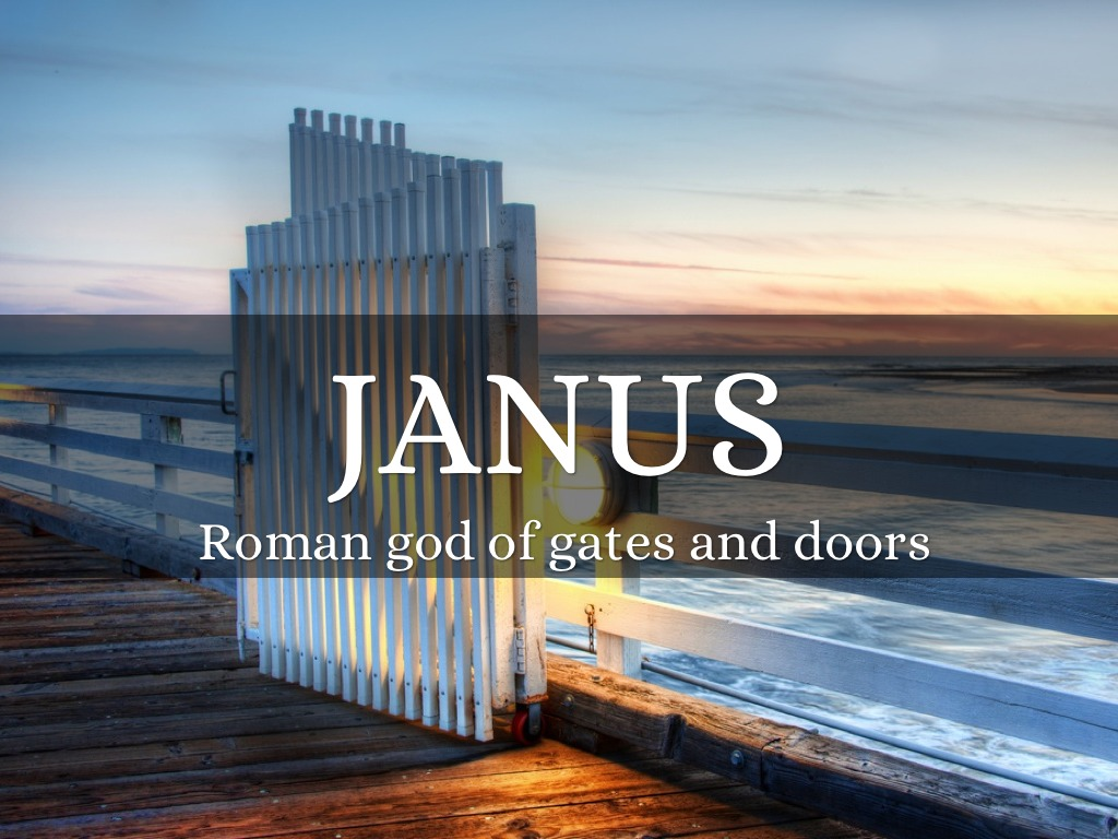 a study of the roman good of gates and doors janus