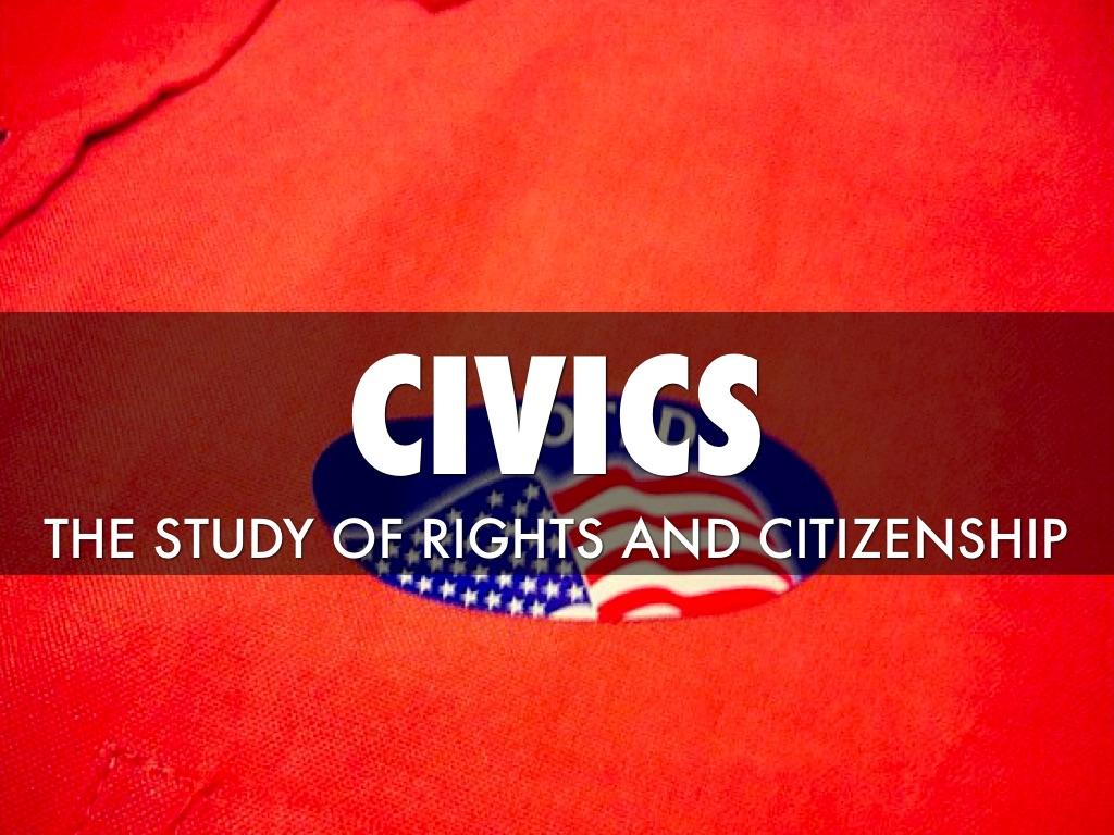 civics vocab