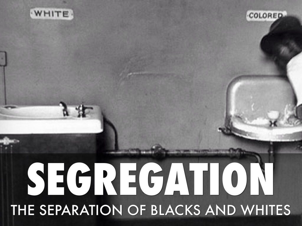 a new kind of segregation School segregation 'a kind of apartheid' these are external links and will open in a new window why you can trust bbc news.