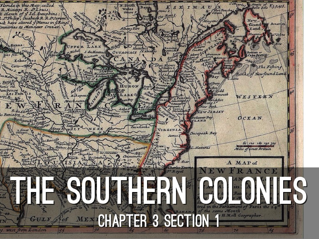 southern colonies and northern colonies and 18th century This is so because the northern and southern colonies had  they settles in regions including the new england and the chesapeake region and by the 18th century.