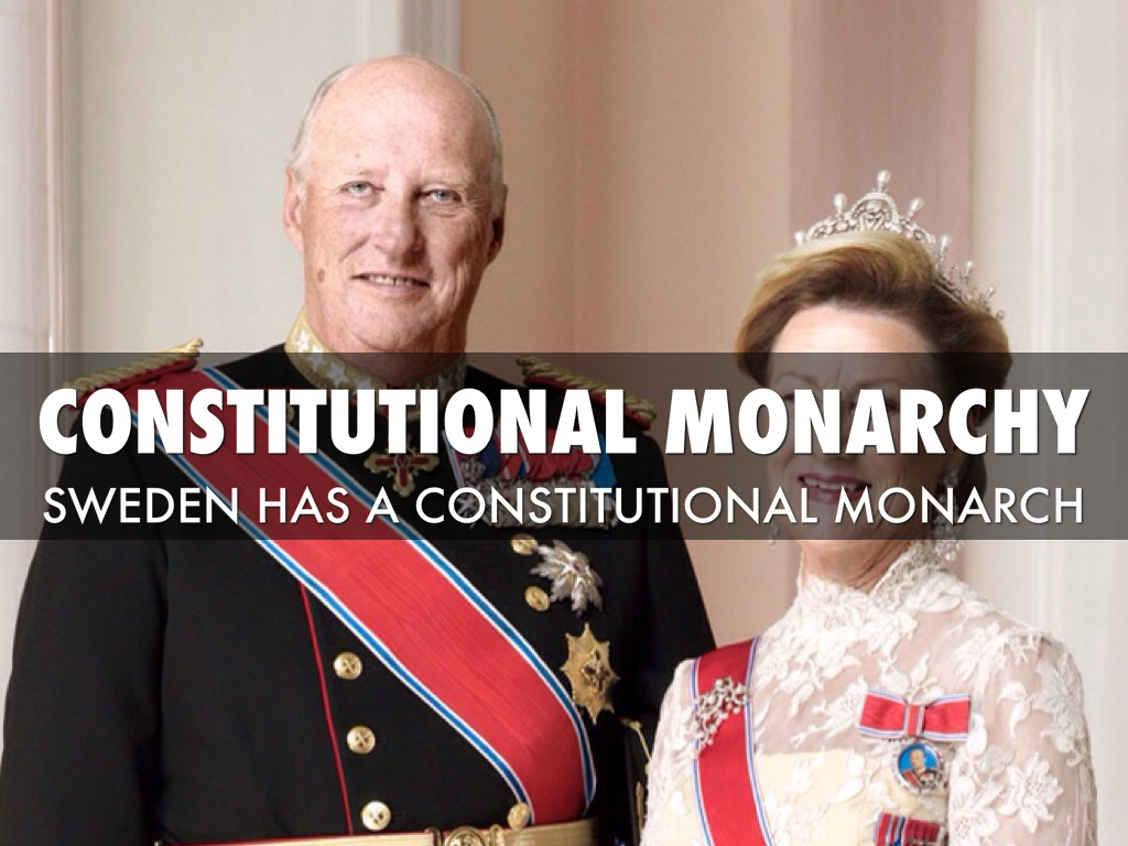 constitutional moncarchy Now there are constitutional monarchies and this somehow blurred the lines between the principles of democracy and the difference between monarchy and democracy.