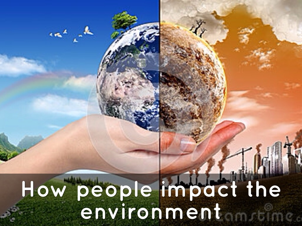 an analysis of the environmental pollution theme and the global warming issue in the world