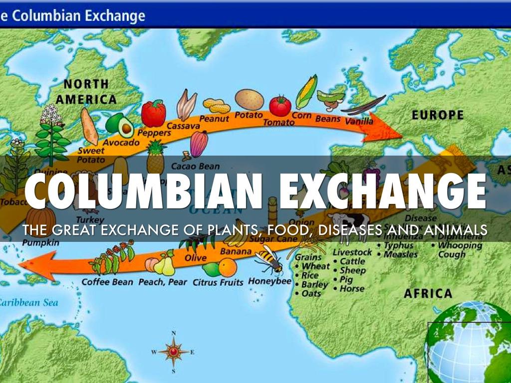 columbian food exchange