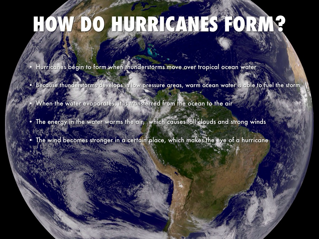 Hurricanes by Jonathan LeSage